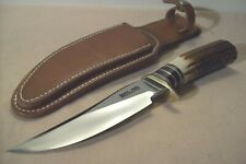 1999~RANDALL KNIFE SOCIETY~UNUSED~TRAILBLAZER 27 LTD. ED. CUSTOM KNIFE & SHEATH~