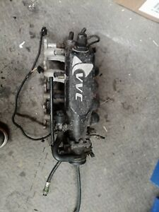 MGTF MGF VVC ALLOY INLET MANIFOLD With INJECTORS COMPLETE