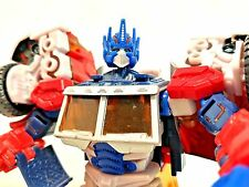 "Hasbro 2010 Transformers Hunt Decepticons HFTD Optimus Prime 6"" Action Figure"