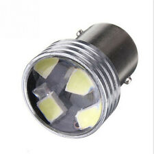 4X 1156 BA15S P21W 6 SMD White Canbus Error Free Auto Car LED Light Bulb Lamp