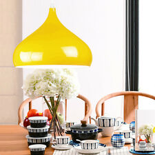 Gelb Kronleuchter Beleuchtung Badezimmer Modern Hängelampe Küche Pendelleuchte