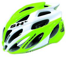 SH+ (SH Plus) Shabli Cycling Bicycle Helmet - Green / White  (Was $199.99) Kask