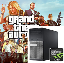 DELL Gaming PC Intel i7-3770/GTX 1060 6GB DDR5/128GB SSD/1TB HDD/16GB RAM/Wi-Fi