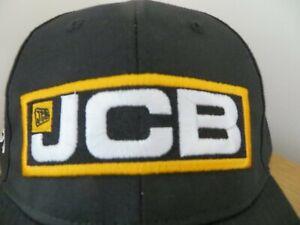 JCB BASEBALL CAP JCB HAT JCB BLACK CAP JCB MERCHANDISE JCB SUN HAT CAP