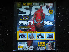 SFX Magazine #259 - Spidey's Back! ( May 2015 )