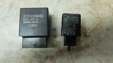 00 Yamaha XV250 XV 250 Virago Electrical Relays