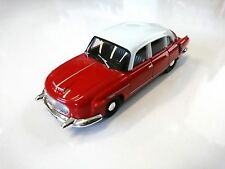 TATRA  603-1 - 1/43 DeAgostini Ixo URSS Voiture de l'Est CAR AUTO MODEL P53.1