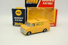 Dinky Toys GB 1/50 - Bedford AA Van AA Service 412
