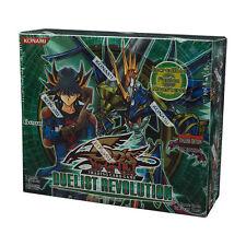 Konami Yu-Gi-Oh Duelist Revolution 1st Edition Booster Box