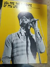 Stevie Wonder Sheet Music, 1973 - You Are The Sunshine Of My Life