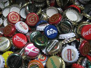 202-300 Kronkorken / Beer Caps - Polterabend/ Geburtstag verschieden - ca. 500 g