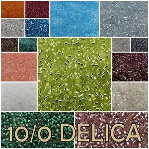 Delica 10/0 Miyuki Seed Beads 7.2 g #100-200 (2 of 7)