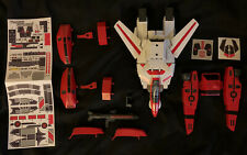 G1 TRANSFORMERS JETFIRE COMPLETE WITH REPRODUCTION LABELS