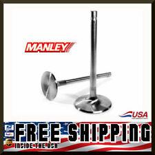 Manley Ford 427 2.190 Severe Duty Intake Valves 5.446 x .3715 11884-8