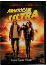 American Ultra (DVD Nuevo)