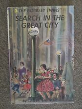 The Search in the Great City by Laura Lee Hope