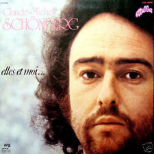 CLAUDE-MICHEL SCHÖNBERG Elles Et Moi FR Press 33 Rpm