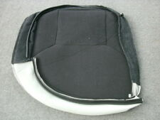 Saab 900 black cloth right rear seat bottom cover