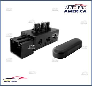 NEW GENUINE FORD FRONT 6 Way Power Seat Adjuster Switch & Seat Adjuster Button