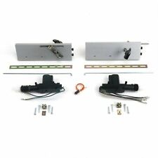 street rod Deadloc Deluxe Automatic Door Safety System (Pair) Street  AUTDL2550