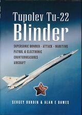 Tupolev Tu-22 Blinder (Pen & Sword) - New Copy