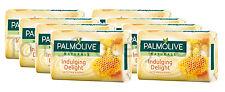8 x Palmolive Naturals - Indulging Delight - Milk & Honey Pampering Bar Soap