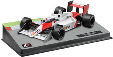 McLaren MP 4/4 1988 Ayrton Senna, F1 Formula 1 The Car Collection 1:43 Diecast