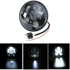 5-3/4 5.75'' Daymaker Projector LED Headlight Fit Harley Dyna Softail Sportster