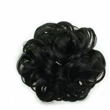 Curly Messy Bun Hair Piece Scrunchie Hair Bobble Scrunchie Fake Natural Hair