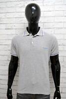 Polo PIERRE CARDIN Uomo Taglia Size XL Maglia Maglietta Camicia Shirt Man Grigio