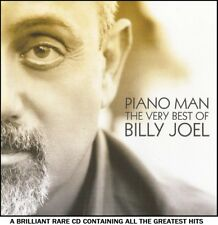 Billy Joel - The Very Best Greatest Hits Collection Rare Cd 70's 80's Rock Pop