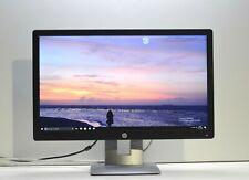 "HP 23"" EliteDisplay E232 LED IPS Full HD PC MONITOR GRADE B HDMI DP VGA +cables"