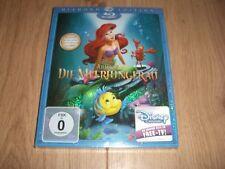 Arielle Die Meerjungfrau Blu-Ray Diamond Edition im Glitzerschuber Erstauflage