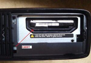 Hard Disk Drive HDD Internal Caddy Spacer XBOX 360 Slim 20GB 60GB 120GB Shell S