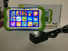 """Sprout Channel CUBBY 7"""" 16GB Green Android Kid-Friendly Tablet"""