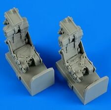 Quickboost 1/48 OV-1D Mohawk ejection seats with safety belts # 48606