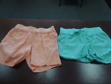 Women's Guess Linen Shorts Size M Lot of 2
