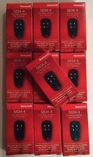 10 Honeywell Security 5834-4 Wireless Four Button Key Fob Ademco Vista Alarm