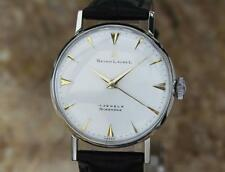 Seiko Laurel 1960s Manual Made in Japan 33mm Vintage Stainless St Mens Watch MO9