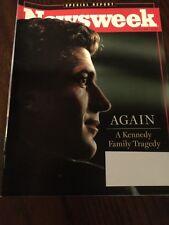 Newsweek Magazine July 26, 1999- Again- A Kennedy Family Tragedy