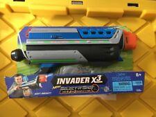 NEW Maya Group Xploderz X3 INVADER # 46025 No Mess  & 75 Rounds Ammo Age 8+ NRFB