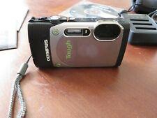 Olympus Stylus Tough TG-850 16.0MP Digital Camera - Silver