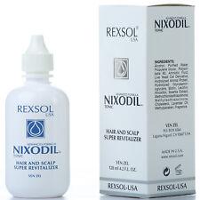 REXSOL Nixodil Hair and Scalp Super Revitalizer (120 ml / 4.2 fl oz)