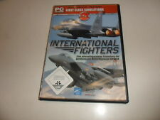 PC FLIGHT SIMULATOR X-International Fighters