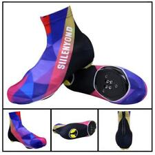 Bicycle Windproof Shoe Covers Bike Cycling Zippered Winter Overshoes Booties