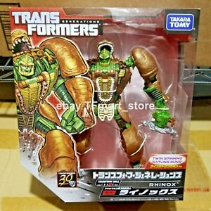 RARE Authentic TAKARA Japan Transformers Generations TG-31 Rhinox Beast Wars *B3