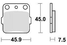 Jeu 2 plaquettes de frein Avant HONDA CR-F 150 R/RB PETITES/GRANDE ROUES CROSS