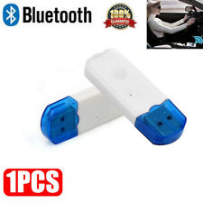 Car USB Bluetooth Wireless Stereo Audio Music Speaker Receiver Adapter Dongle_GG