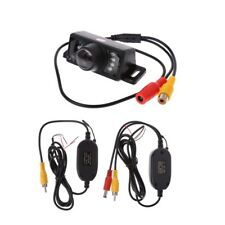 2.4G Wireless Car Reverse Rear View Backup Camera 7LED IR Night Vision Parking