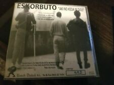 eskorbuto  single cd-r copia  ¨aki no keda ni dios¨   3 temas nº 582 de 1000